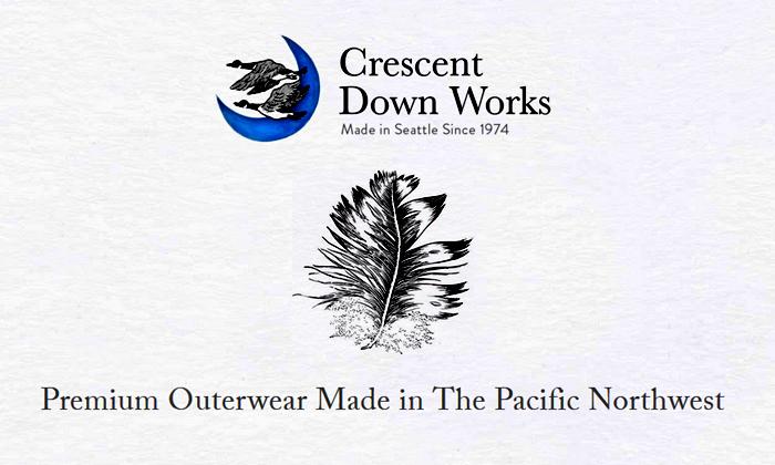 Crescent Down Works , クレセントダウンワークス,ダウンジャケット,down jacket,made in usa