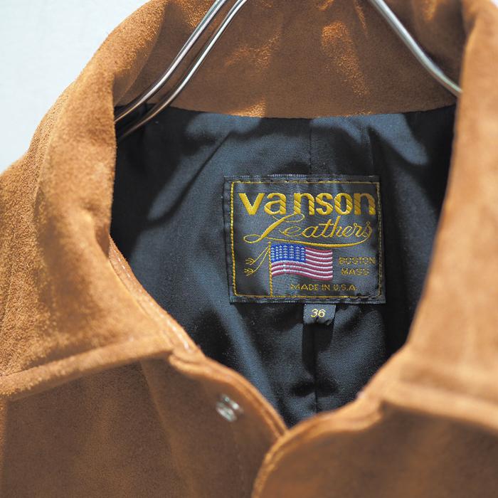 VANSON-08