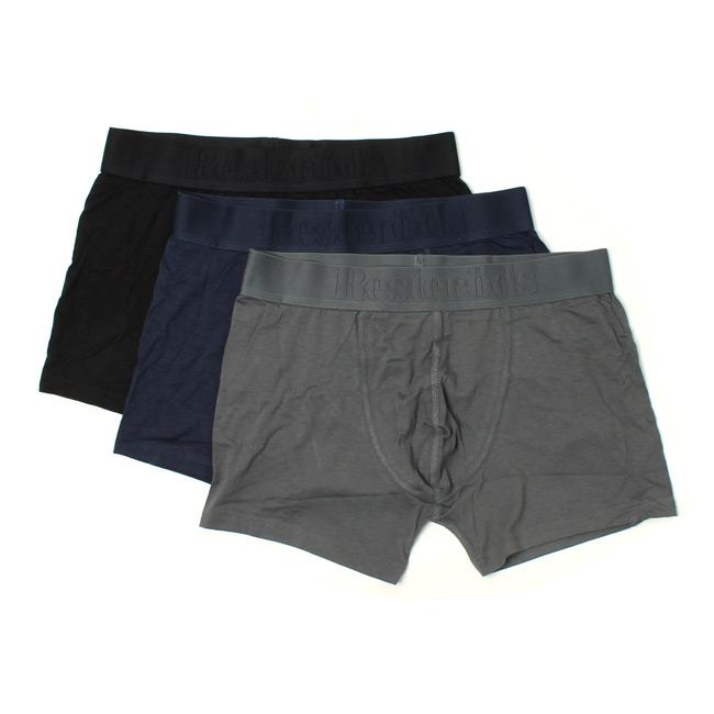 RESTERODS レステロッズ,3枚1セット ボクサーパンツ ボクサーショーツ 下着 パンツ メンズファッション,通販 通信販売