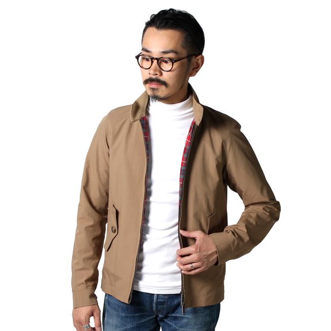 BARACUTA バラクータ,G-4 ハリントンジャケット/スウィングトップ メンズファッション,通販 通信販売