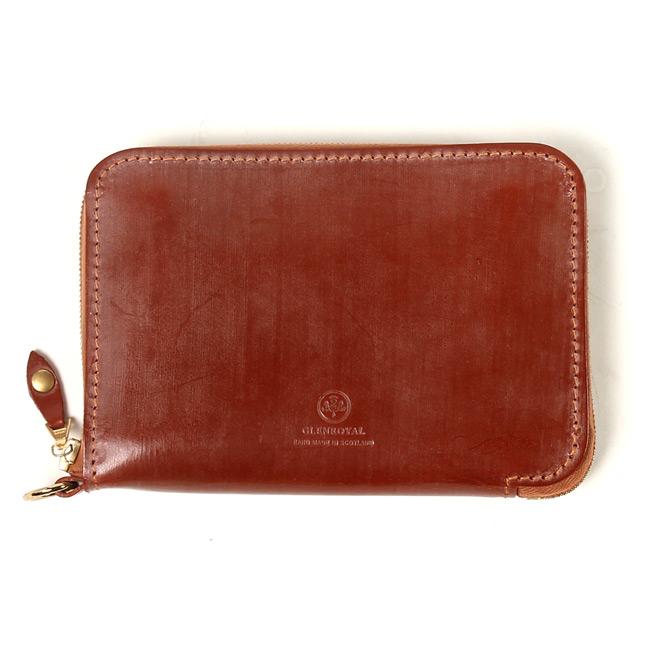 GLEN ROYAL グレンロイヤル,ブライドルレザー ウォレット 財布 イギリス製,通販 通信販売