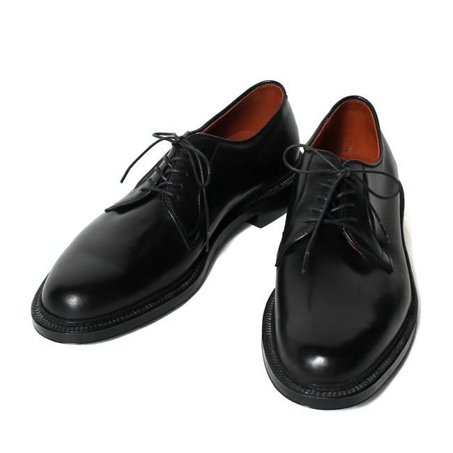 ALDEN オールデン,94327 プレーントゥシューズ 短靴 クロムエクセル メンズファッション 定番 アメリカ製,通販 通信販売