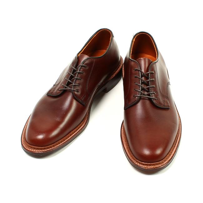 ALDEN オールデン,短靴 プレーントゥ 29364F,通販 通信販売