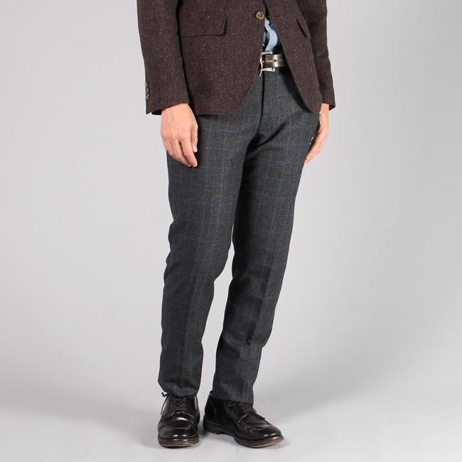INCOTEX インコテックス,ウールパンツ ウールスラックス メンズファッション 2016秋冬新作,通販 通信販売
