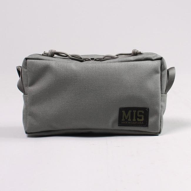 MIS エムアイエス,コーデュラナイロン ポーチ 小物入れ メンズファッション 定番 アメリカ製,通販 通信販売