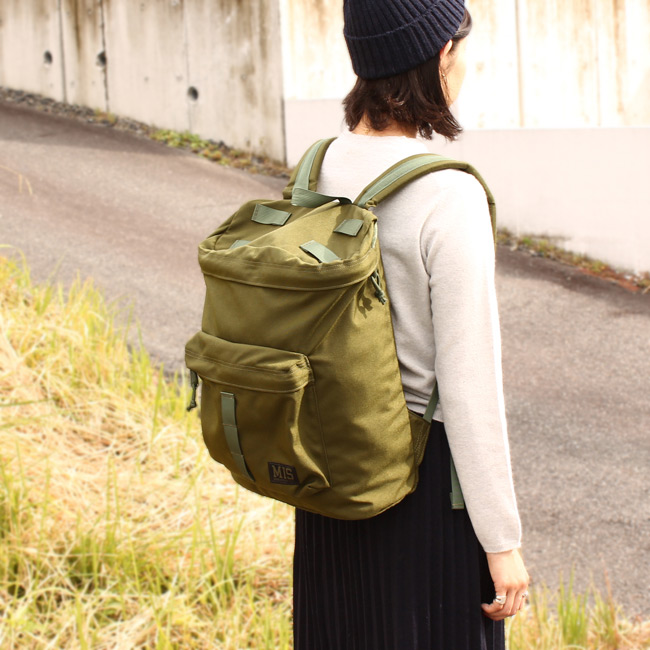 MIS (エムアイエス)  BACKPACK