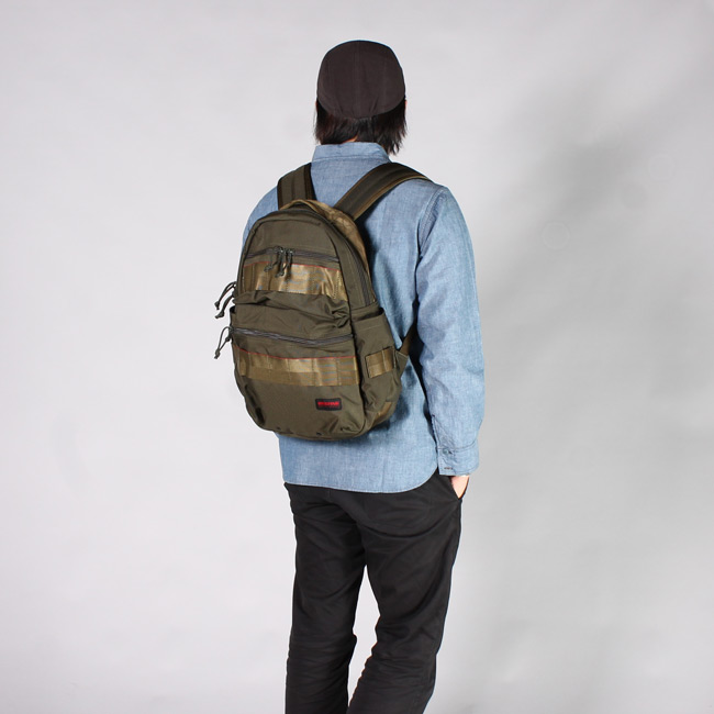 BRIEFING(ブリーフィング)  ATTACK PACK / RANGER_GREEN
