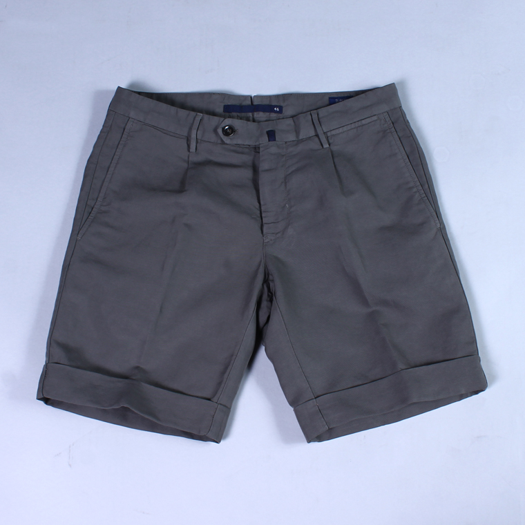 INCOTEX (インコテックス)  GARMENT DYED LIGHT SHORT CHINO-COTTON/LINEN