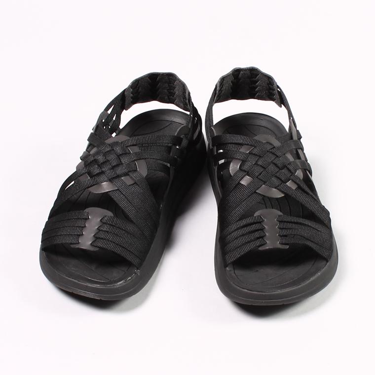 Malibu Sandals (マリブサンダルス)  CANYON - NYLON WEAVE / BLACK
