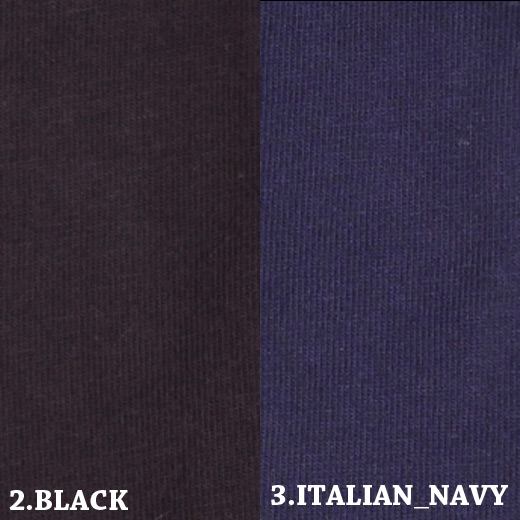 FELCO (フェルコ)  S/S CREW NECK POCKET T SHIRT / BLACK