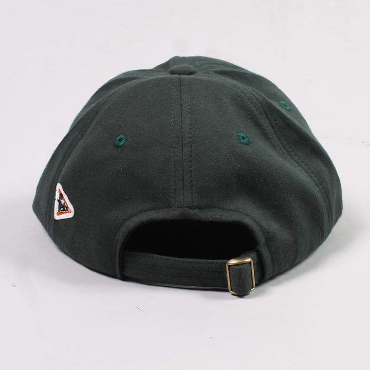 FELCO (フェルコ)  SWEAT BB CAP - DK GREEN / F NATURAL
