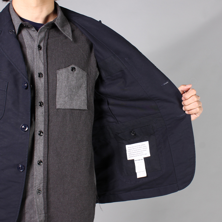 ENGINEERED GARMENTS(エンジニアドガーメンツ) BEDFORD JACKET - DOUBLE CLOTH