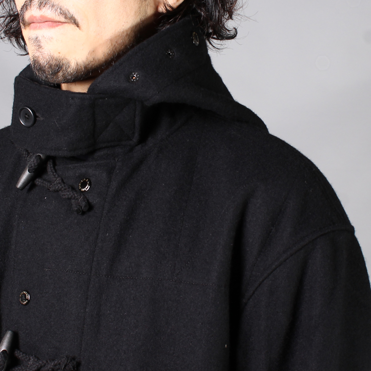 ENGINEERED GARMENTS(エンジニアドガーメンツ) DUFFLE COAT - 22oz MELTON