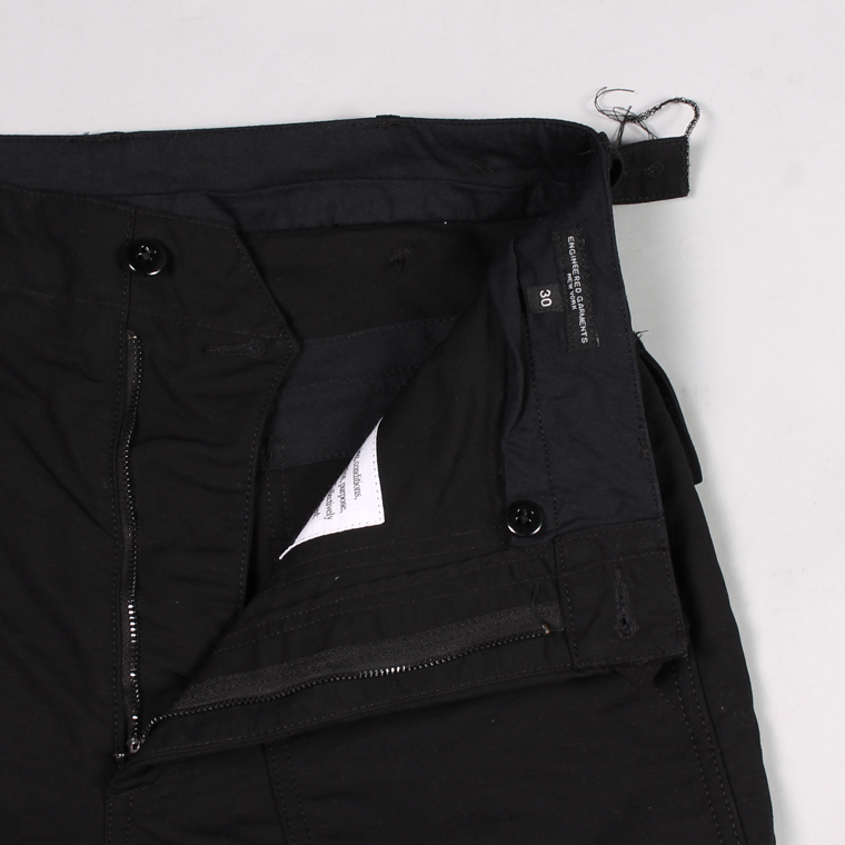 ENGINEERED GARMENTS(エンジニアドガーメンツ) FATIGUE PANT - DOUBLE CLOTH