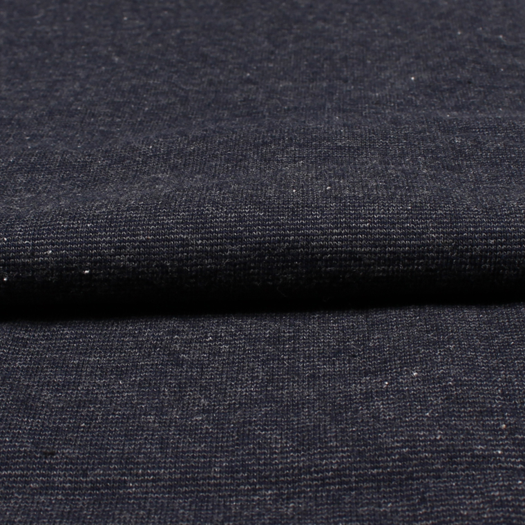 BARBARIAN (バーバリアン)  EXCLUSIVE L/S CREW NECK TIGER STRIPE - NAVY/COAL