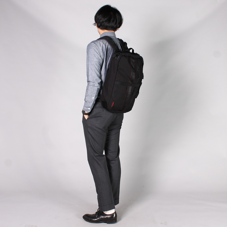 BRIEFING(ブリーフィング)  NEO S-3 COMMUTER - BLACK