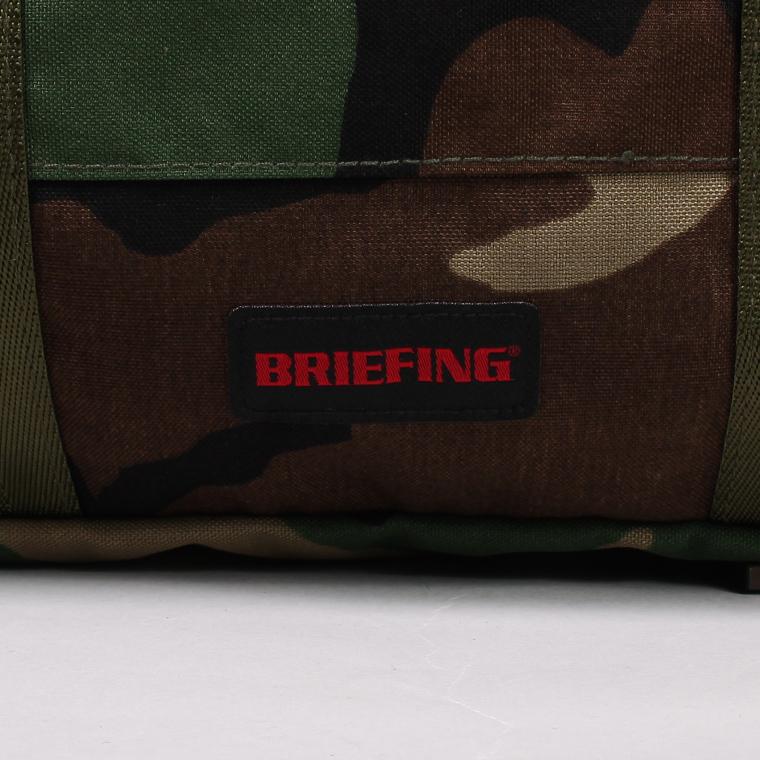 BRIEFING(ブリーフィング)  NEO URBAN BUCKET WIDE - WOODLAND