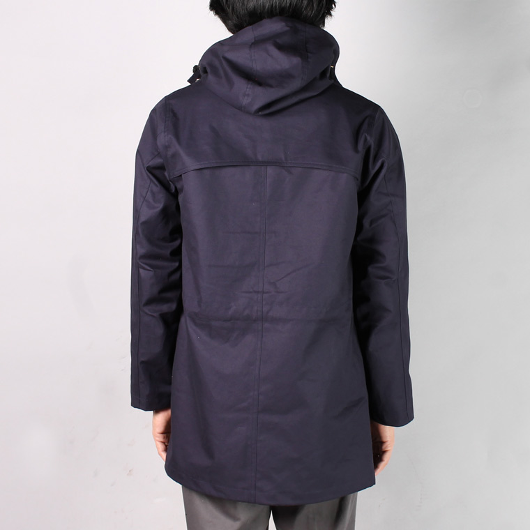 TRAFALGAR SHIELD (トラファルガーシールド)  T-15 FIELD PARKA VENTAILE COTTON 40/2 GABADIN - NAVY
