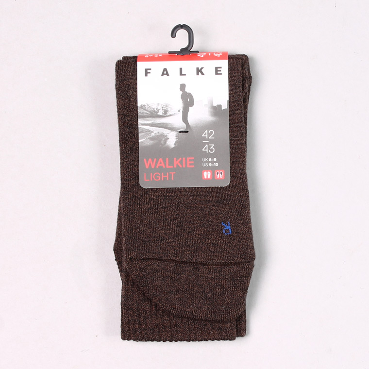 FALKE (ファルケ)  #16486 WALKIE LIGHT - DARK_BROWN 5450