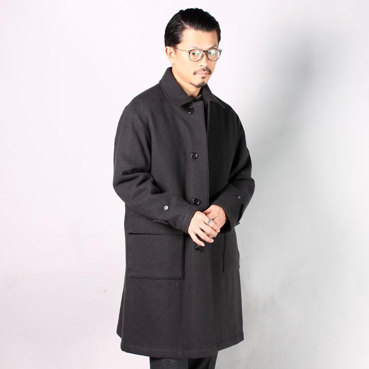 STILL BY HAND スティルバイハンド ウール バルカラーコート シンサレート メンズファッション,通販 通信販売