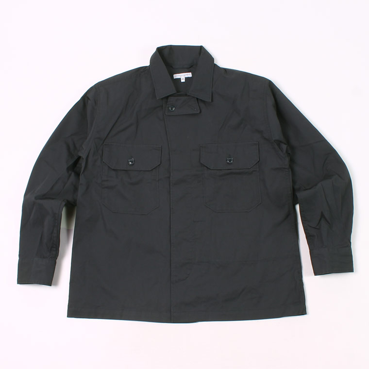 ENGINEERED GARMENTS(エンジニアドガーメンツ) MC SHIRT JACKET HIGH COUNT TWILL - DK NAVY
