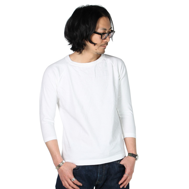 CHAMPION チャンピオン,C5-U401 ラグラン 七分袖 無地 Tシャツ 定番 アメリカ製 メンズファッション,通販 通信販売