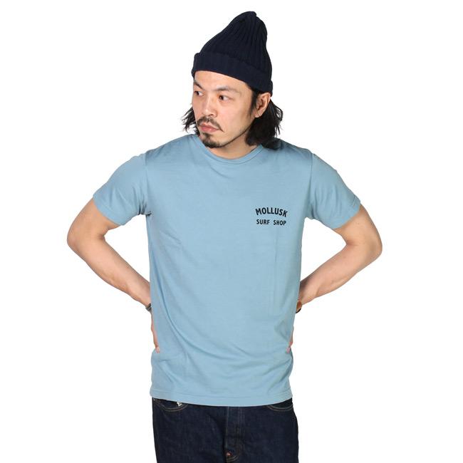 MOLLUSK モラスク,サーフ系 サーフブランド Tシャツ アメリカ製,通販
