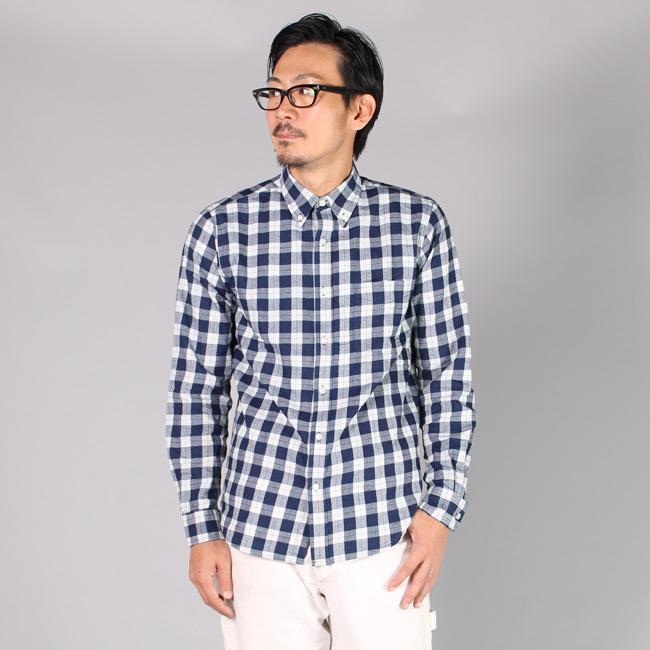 SERO セロ,フランネルチェックシャツ メンズファッション 2016秋冬新作,通販 通信販売