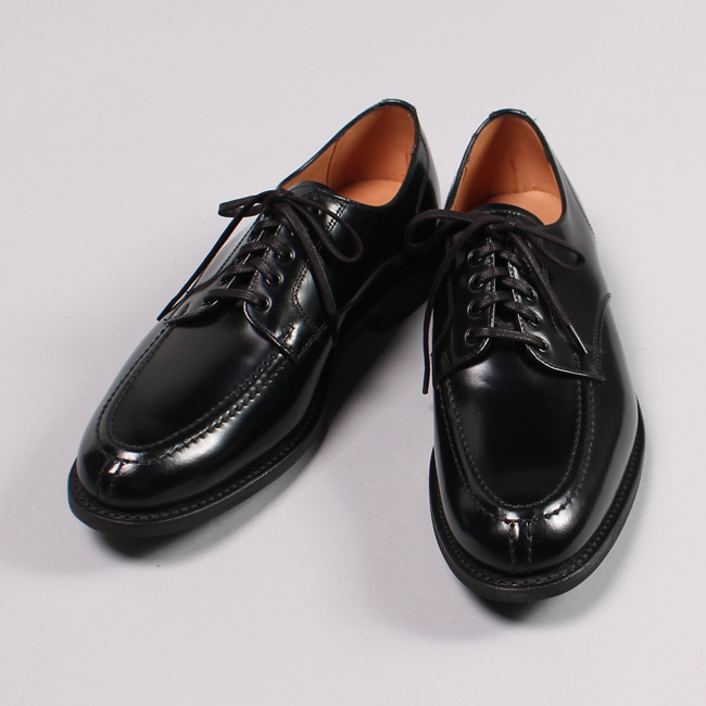 SANDERS (サンダース)  MILITARY APRON DERBY SHOE