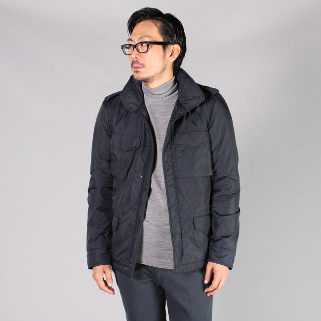 ASPESI アスペジ,M-65 ナイロン フィールドジャケット メンズファッション 2016秋冬新作,通販 通信販売