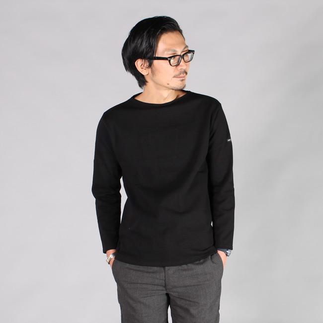 SAINT JAMES,セントジェームス,GUILDO SOLID ギルドソリッド バスクシャツ 無地 カットソー フランス製 メンズ レディース 定番,通販 通信販売