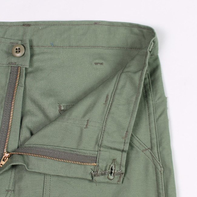 GUNG-HO (ガンホー)  SATEEN 4POCKET FATIGUE PANT