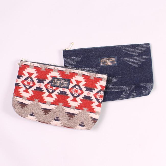 PENDLETON ペンドルトン,ポーチ 小物入れ ジャガード織り メンズ レディース,通販 通信販売