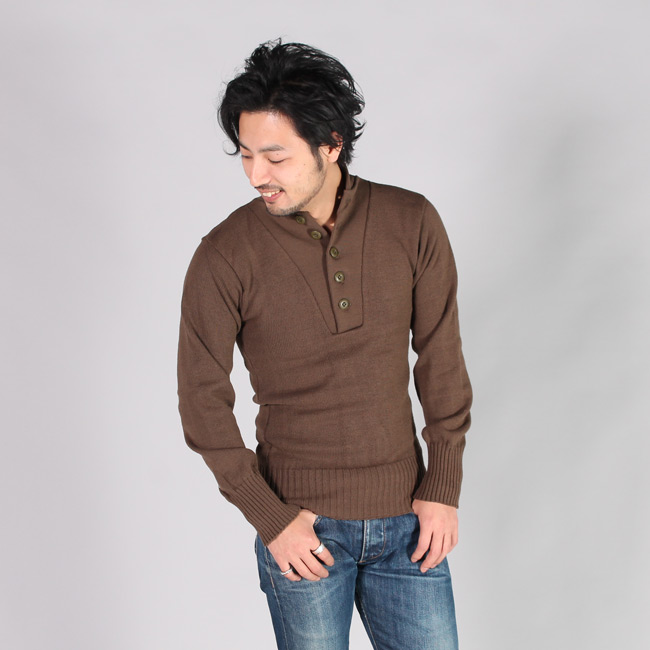 DEAD STOCK デッドストック,ジープセーター ニット アメリカ製 メンズファッション ミリタリー 軍モノ,通販 通信販売