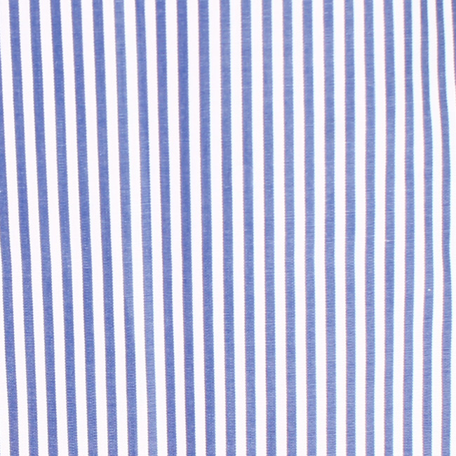 KEATON CHASE USA (キートンチェイスUSA)  L/S BD STRIPE SHIRT w/LIGHT LINING COLLAR