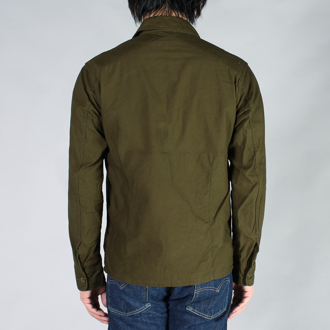 ENGINEERED GARMENTS(エンジニアドガーメンツ) FIELD SHIRT - REVERSED SATEEN