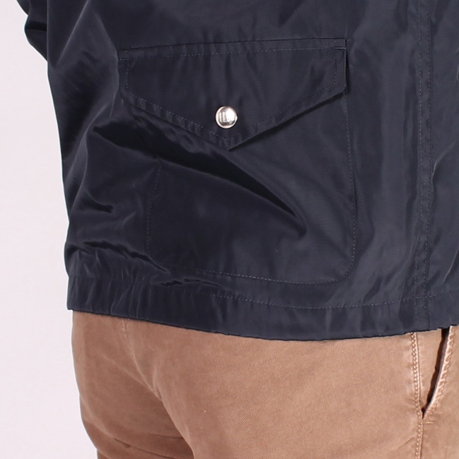 FELCO (フェルコ)  COACH JACKET w/TAB & LINING - NYLON OXFORD