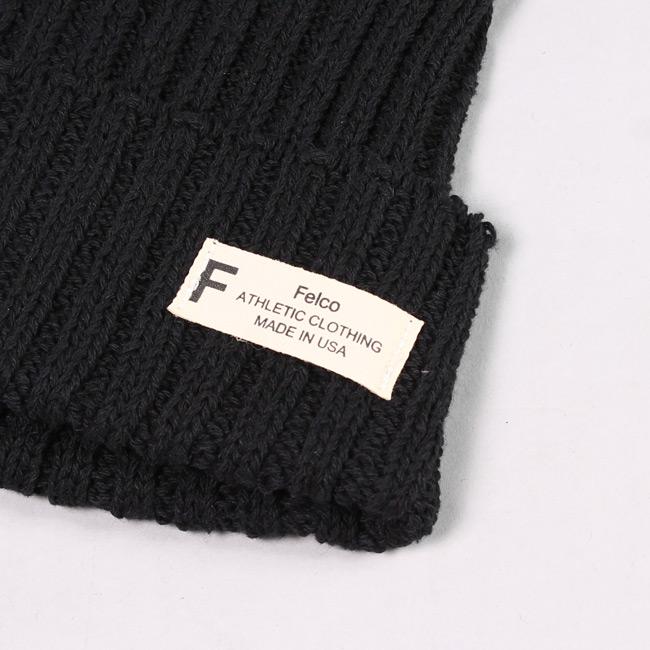 FELCO (フェルコ)  KNIT CAP
