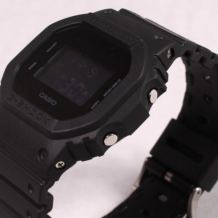 CASIO (カシオ)  G-SHOCK #DW5600BB-1JF / BLACK
