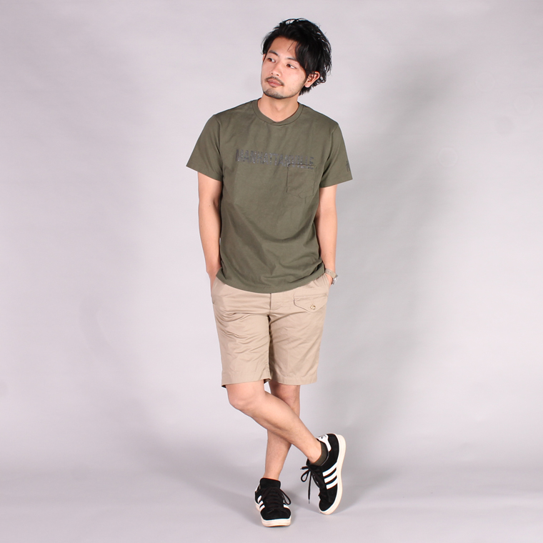 ENGINEERED GARMENTS(エンジニアドガーメンツ) GHURKA SHORT - HIGH COUNT TWILL