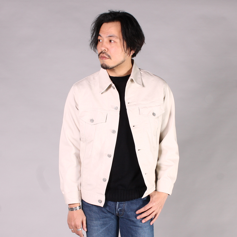 EMPIRE & SONS (エンパイア アンド サンズ)  3RD TYPE PIQUE JACKET