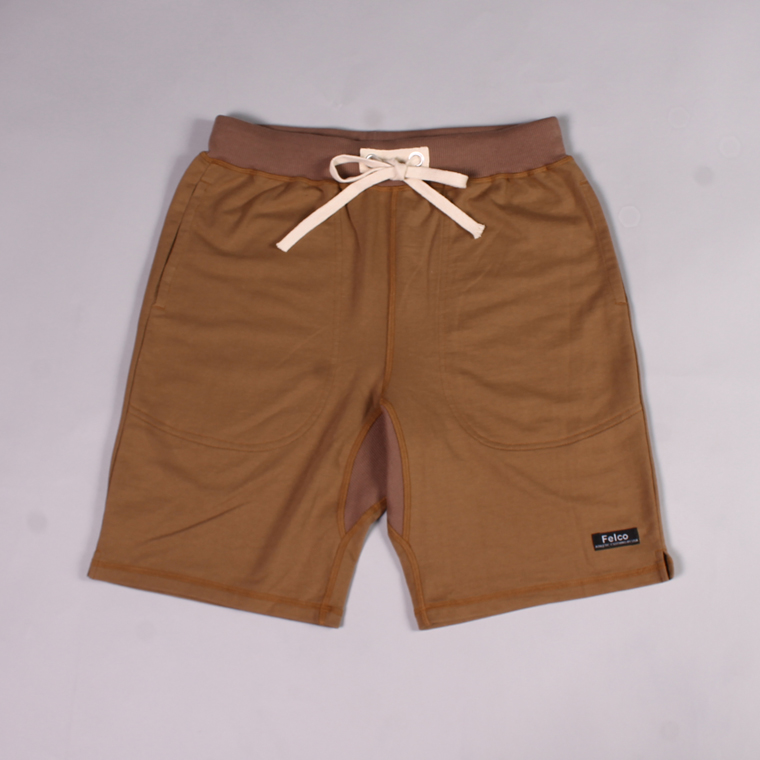 FELCO (フェルコ)  GYM SHORT MINI FRENCH TERRY