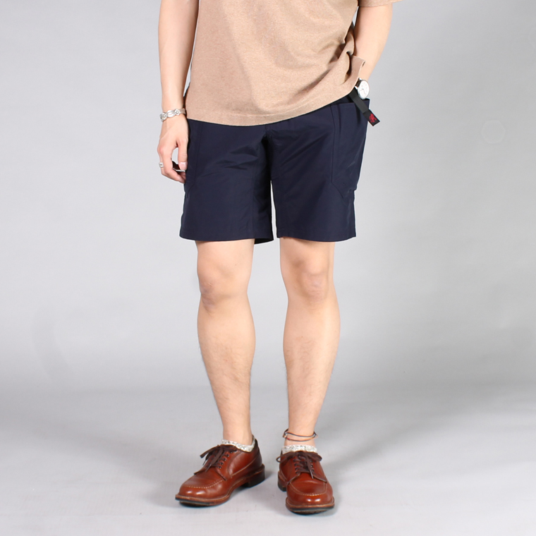 Gramicci (グラミチ)  CAMP GEAR SHORTS / NAVY