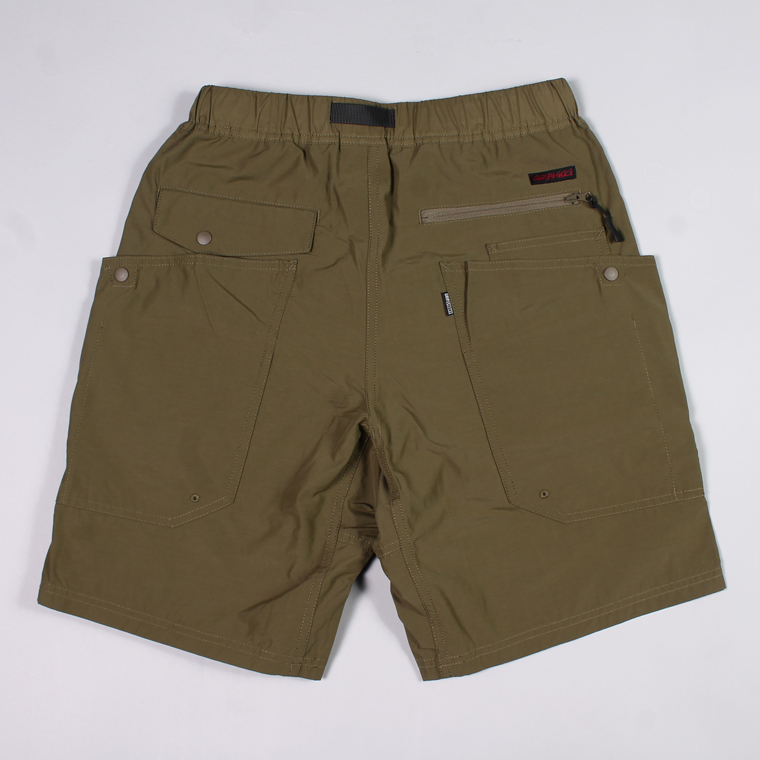 Gramicci (グラミチ)  CAMP GEAR SHORTS / OLIVE