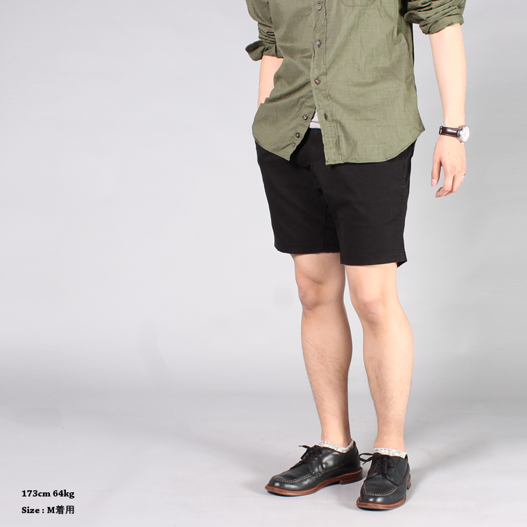 Gramicci (グラミチ)  NN-SHORTS / BLACK