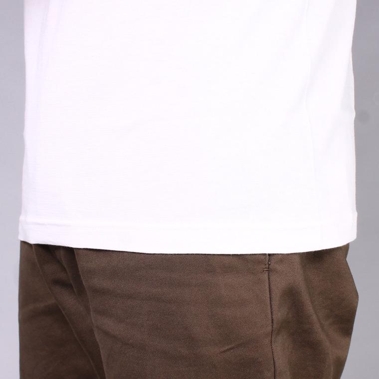 Merz b. Schwanen (メルツベーシュバーネン)  1950s S/S CREW NECK T-SHIRT / WHITE