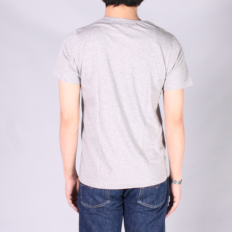 Merz b. Schwanen (メルツベーシュバーネン)  1950s S/S CREW NECK T-SHIRT / GREY MEL