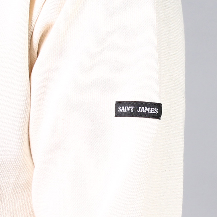 SAINT JAMES (セントジェームス)  GUILDO SOLID / ECRU