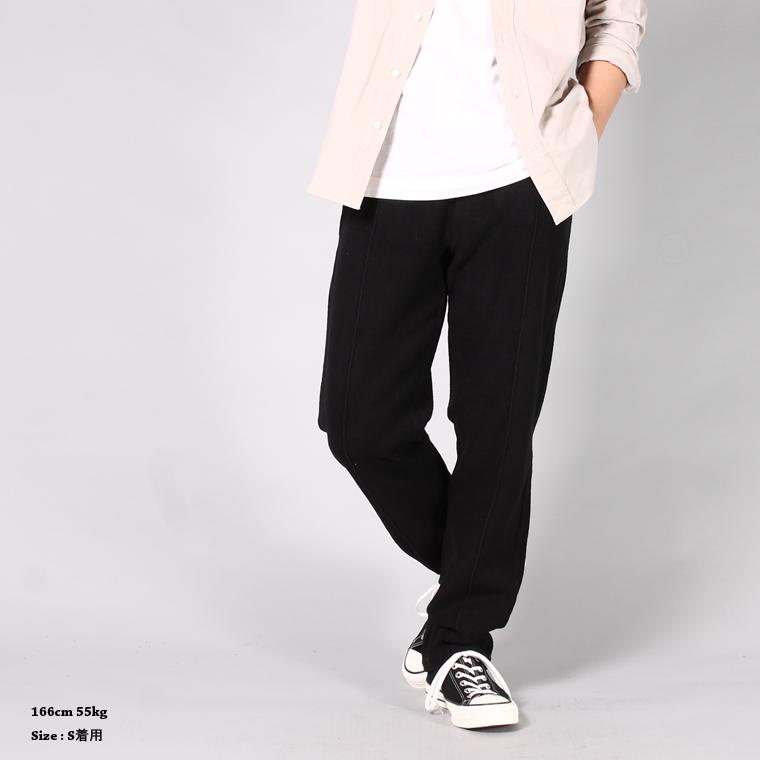 Les Basics (レスベーシックス)  LE LONG PANT / BLACK