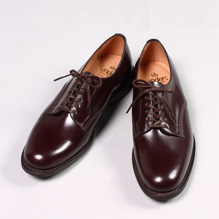 【SANDERS】OFFICER SHOE · \u201c